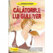 Seria lipesti si citesti - Calatoriile lui Gulliver