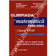 Olimpiada de matematică 1990-2003 Clasele V-VIII