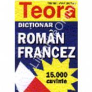 Dictionar roman - francez 15000 cuvinte