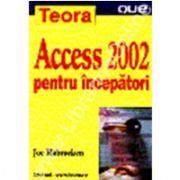 Access 2002 pentru incepatori