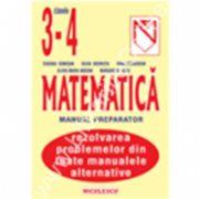 Matematica (clasele 3-4)