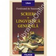 Scrieri de lingvistica generala