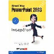 Microsoft office powerpoint 2003 pentru incepatori