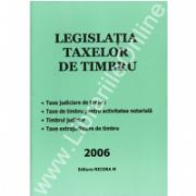 Legislatia Taxelor de Timbru 2006