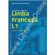 Limba franceza L1. Manual pentru clasa a X-a (Mariana Popa)