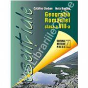 Geografia României clasa a VIII-a
