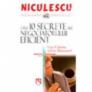 Cele 10 secrete ale negociatorului eficient