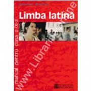 Limba latina. Manual. Clasa a IX-a