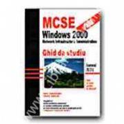 MCSE:windous 2000 directory services administration.Ghid de studiu
