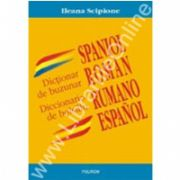 Dictionar de buzunar spaniol-roman/Diccionario de bolsillo rumano-espanol
