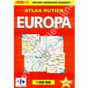 Atlas rutier-Europa 2007