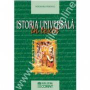 Istoria Universala in texte