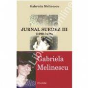 Jurnal suedez III (1990-1996)