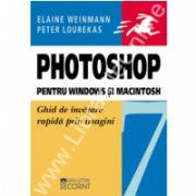 Photoshop 7 pentru Windows si Macintosh-Ghid de invatare rapida prin imagini