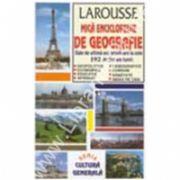 Mica enciclopedie de geografie Larousse