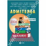 Admiterea in invatamantul superior-bacalaureat matematica 2006