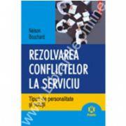 Rezolvarea conflictelor la serviciu. Tipuri de personalitate si solutii