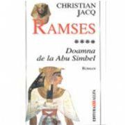 RAMSES. VOL. 4: DOAMNA DE LA ABU SIMBEL