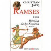 RAMSES. VOL. 3: BATALIA DE LA KADESH