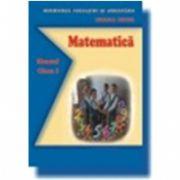 Matematica. Manual pentru clasa I (Mihaela Singer)