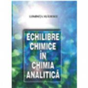 Echilibre chimice in chimia analitica