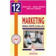 Marketing clasa a XII-a