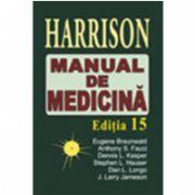 HARRISON - MANUAL DE MEDICINA Editia a 15-a