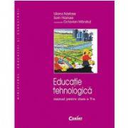 EDUCAŢIE TEHNOLOGICĂ clasa a V-a (Liliana Nastase)