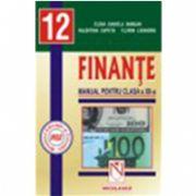 Finante clasa a XII-a, Filiera tehnologica - economic, administrativ