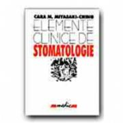 ELEMENTE CLINICE DE STOMATOLOGIE