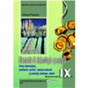 Elemente de tehn. generala- filiera tehnologica IX