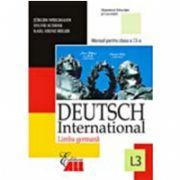 LIMBA GERMANA (DEUTSCH INTERNATIONAL 3). MANUAL - CLASA a XI-a (L3)