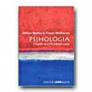 PSIHOLOGIA. FOARTE SCURTA INTRODUCERE
