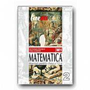 MATEMATICA (M1). MANUAL PENTRU CLASA A 12-A