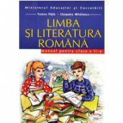 Limba si literatura romana. Manual pentru clasa a II-a - Pitila