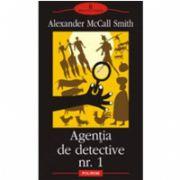 Agentia de detective nr. 1