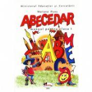 Abecedar. Manual pentru clasa a I-a - Rusu