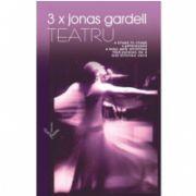 3 x Jonas Gardell. TEATRU