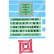 CULEGERE DE PROBLEME DE ALGEBRA PENTRU CLASELE IX-XII