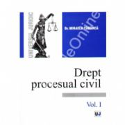 Drept procesual civil (Vol. I+II)