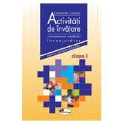 Activitati cunoasterea mediului clasa I
