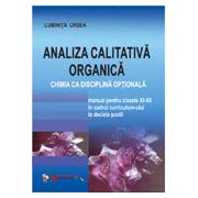 Analiza calitativa organica
