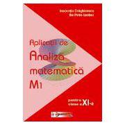 Aplicatii de analiza matematica