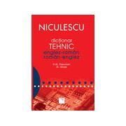 Dictionar tehnic englez-roman/roman-englez (cartonat)