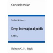 Drept international public, editia a II-a