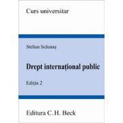 Drept international public, editia a II-a