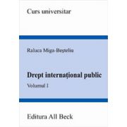 Drept international public, volumul I