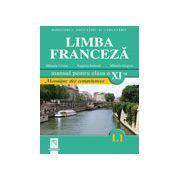 Limba Franceza (L1) - Mosaique des competences. Manual pentru clasa a XI-a