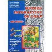Metode interactive de grup  - ghid metodic