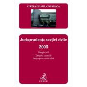 Buletinul jurisprudentei. Jurisprudenta sectiei civile 2005. Drept civil si dreptul muncii, drept procesual civil